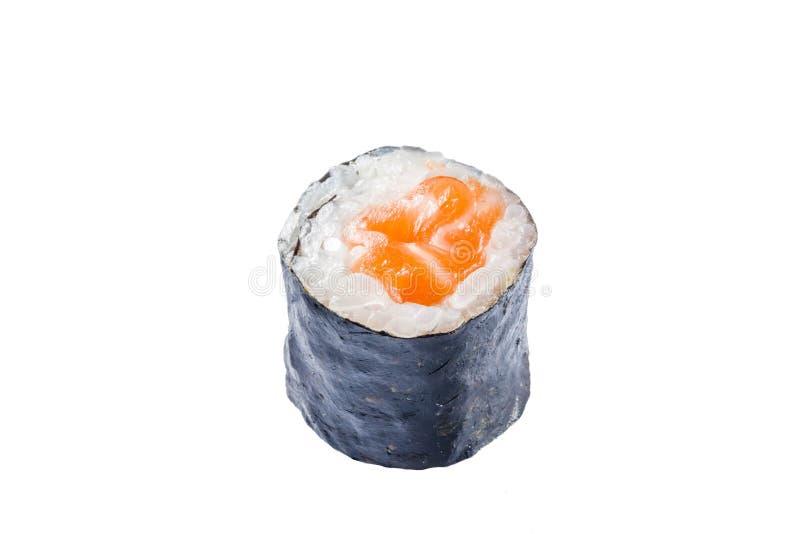 Naadloos patroon met sushi stock foto's