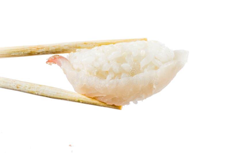 Naadloos patroon met sushi royalty-vrije stock fotografie