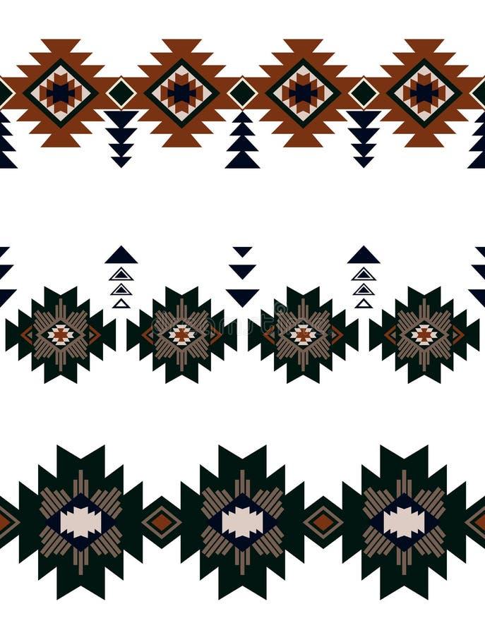 Naadloos waterverf bloemenontwerp met bladeren op zwarte achtergrond voor textieldrukken Naadloze samenvatting met drie rijen van vector illustratie