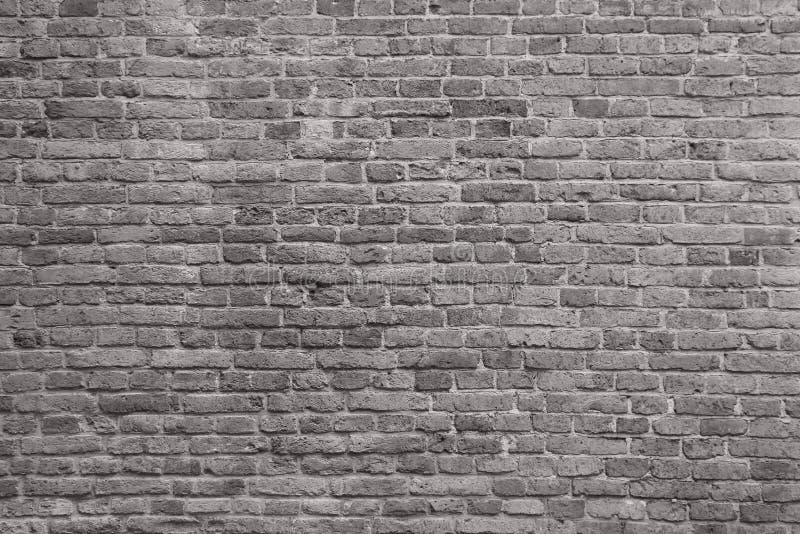 Naadloze bakstenen muurtextuur royalty-vrije stock afbeeldingen