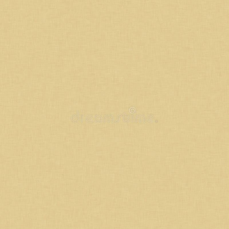 Naadloze beige, Naakte textuur stock illustratie