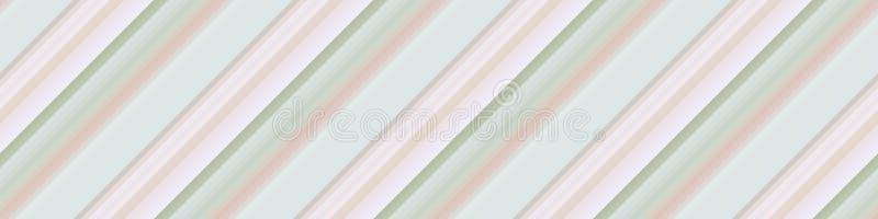 Naadloze diagonale streepsamenvatting als achtergrond, rechtstreeks royalty-vrije illustratie