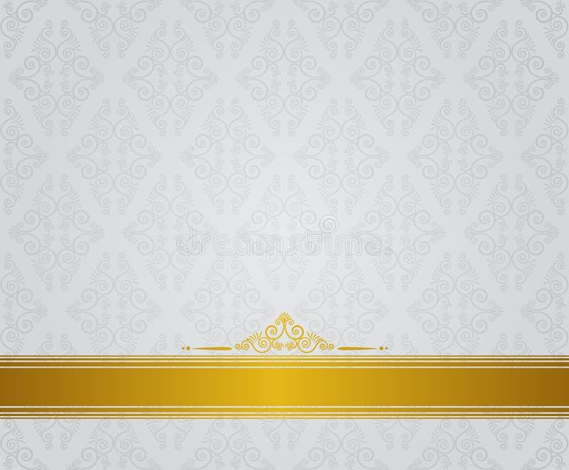 naadloze gotische achtergrond. royalty-vrije illustratie