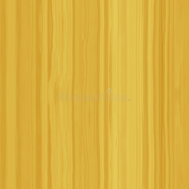 Naadloze houten textuurachtergrond royalty-vrije illustratie
