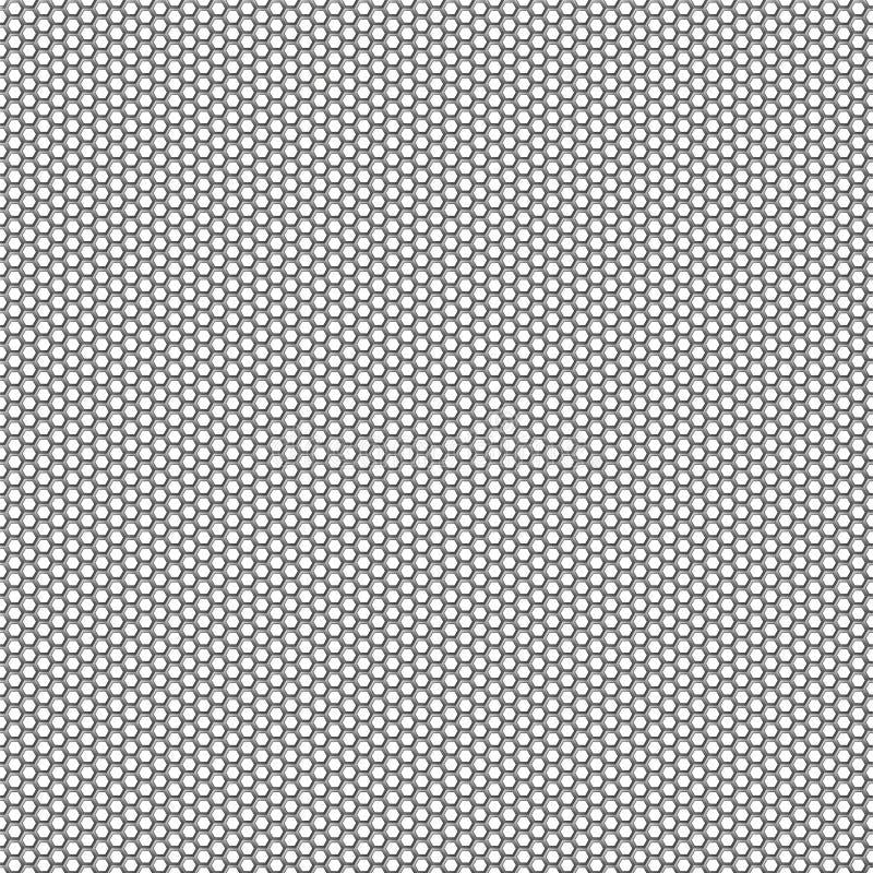 Naadloze industriële de textuurvector van de metaalkoolstof vector illustratie