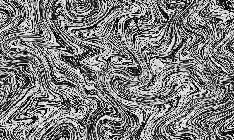 Naadloze marmeren patroontextuur, samenvatting vector illustratie