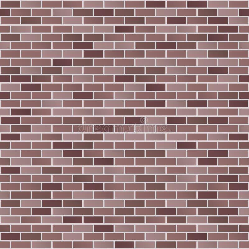 Naadloze muurachtergrond stock illustratie