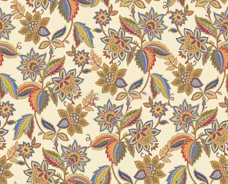 Naadloze patroon-043 royalty-vrije illustratie