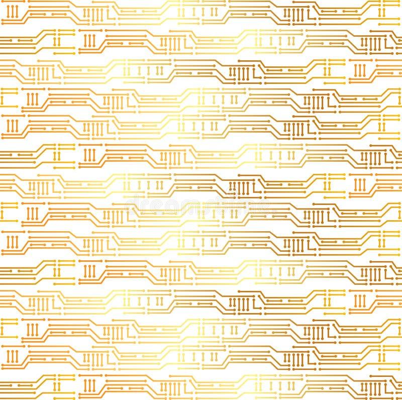 Download Naadloze PCB stock foto. Afbeelding bestaande uit paneel - 29513726