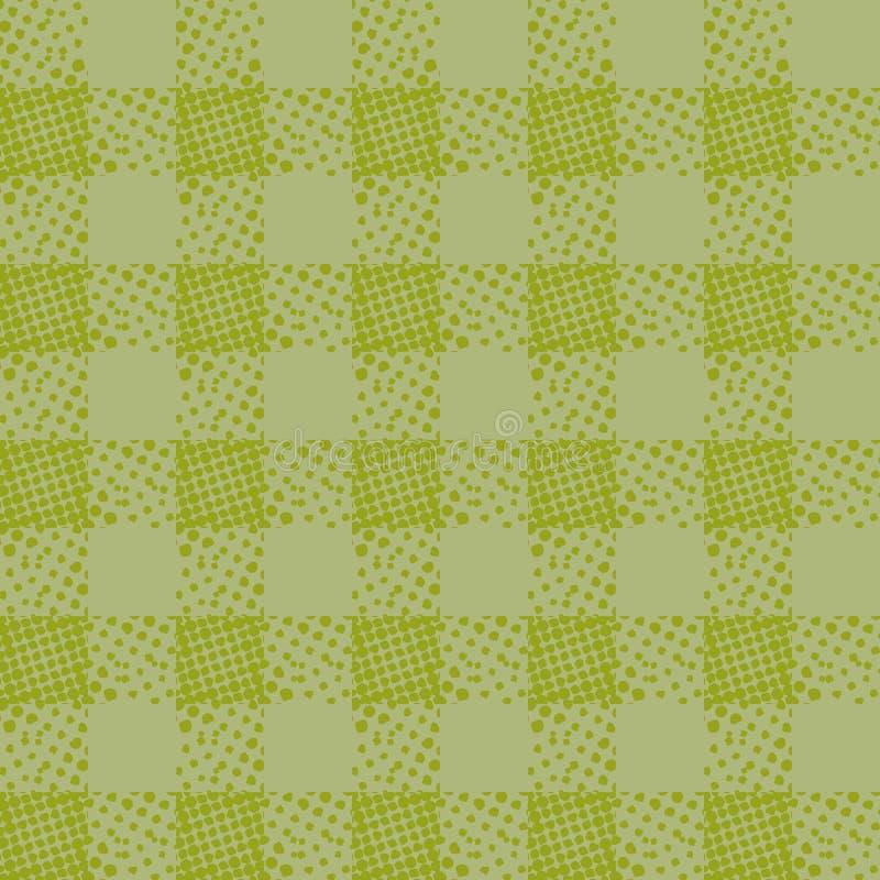 Download Naadloze puntachtergrond vector illustratie. Illustratie bestaande uit ornamenten - 29513679