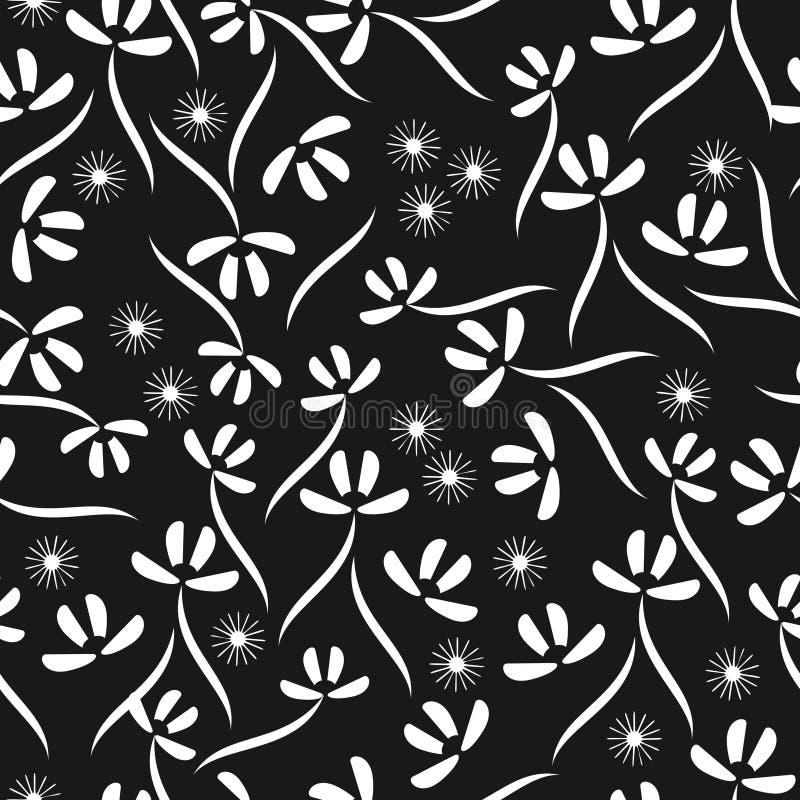 Naadloze textuur 342 vector illustratie