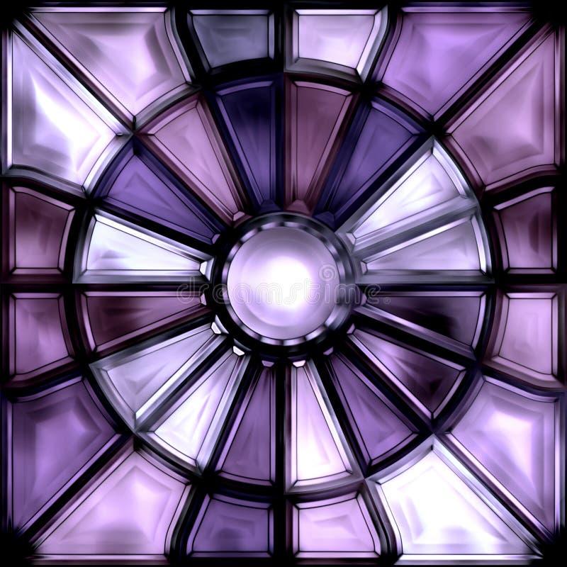Naadloze Textuur abstracte geometrische vormen vector illustratie