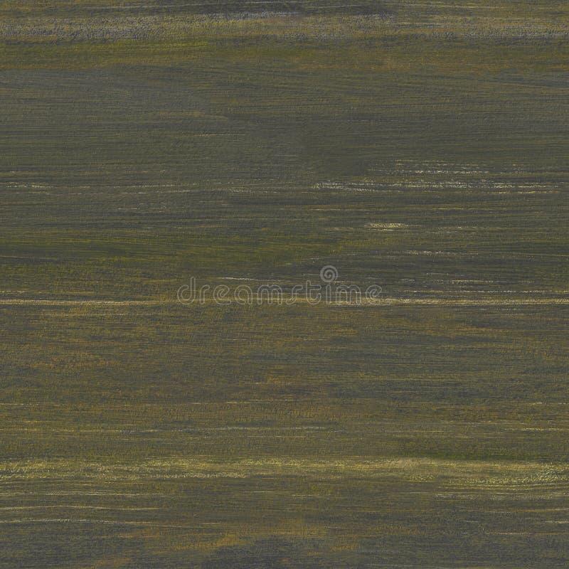 Naadloze textuur die door borstel wordt geschilderd vector illustratie
