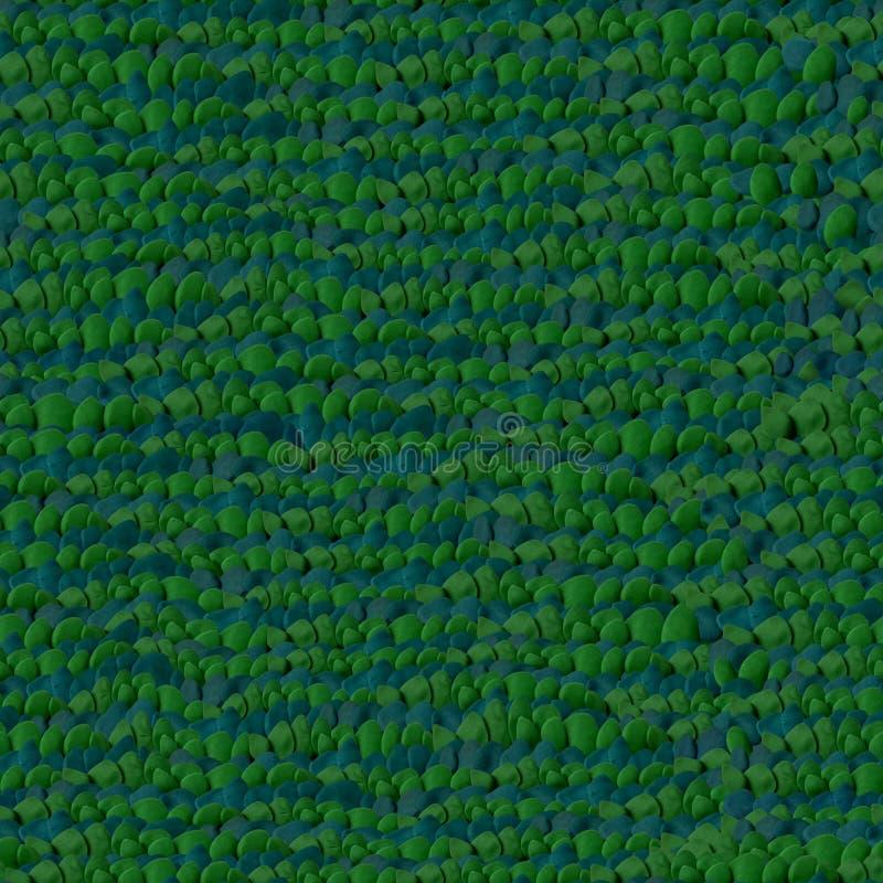 Naadloze textuur die op gras lijken royalty-vrije stock afbeeldingen