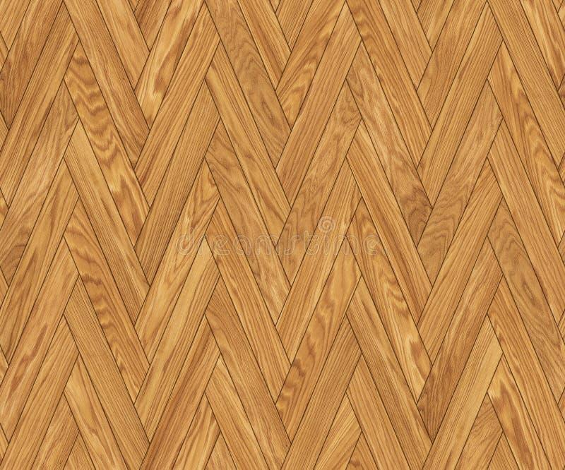 Naadloze textuur, natuurlijke houten visgraat als achtergrond, het ontwerp van de parketbevloering stock foto's