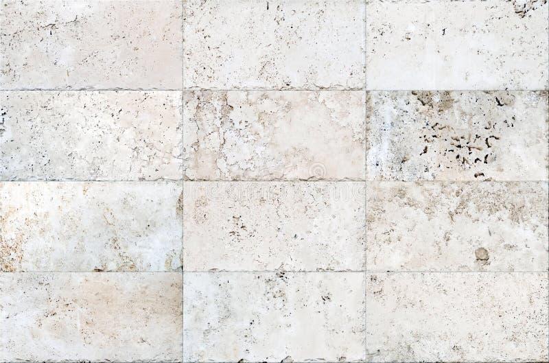 Naadloze textuur van de muur de marmeren steen stock fotografie
