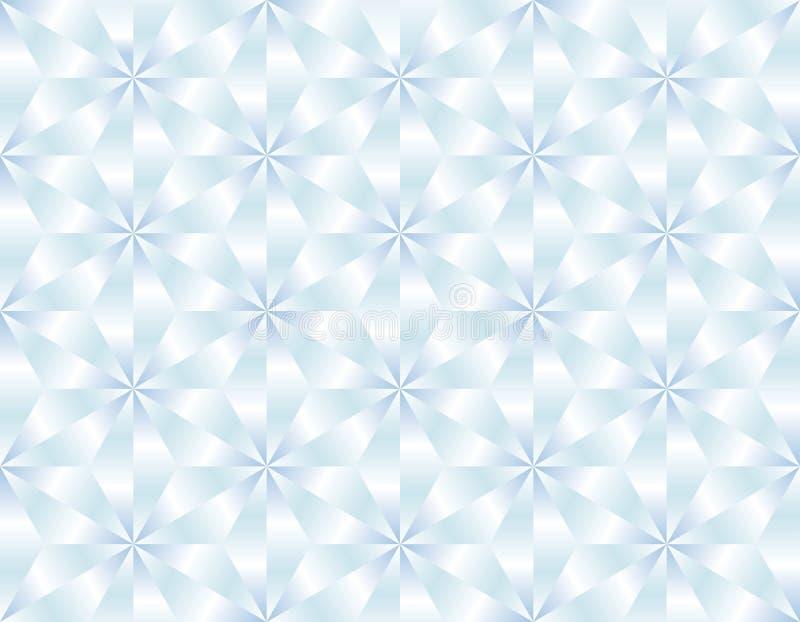 De achtergrond van de diamant vector illustratie