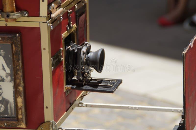 Naaimachine, Tom Tom Drum, Machine royalty-vrije stock afbeeldingen