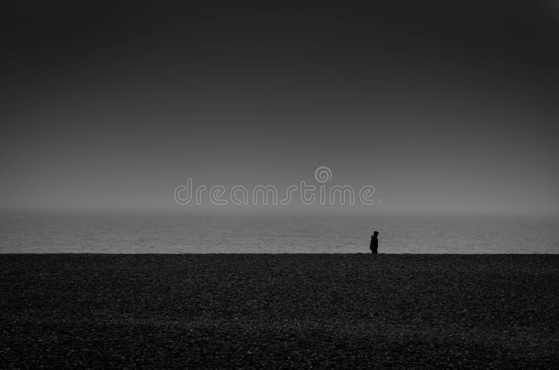 Naakt strand stock afbeeldingen