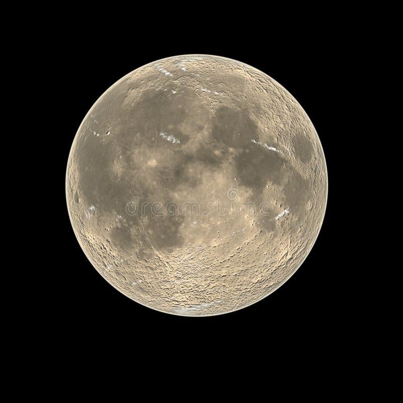 Naakte volle maan