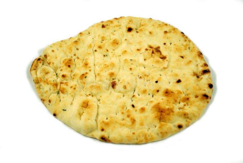 naan的面包 免版税库存图片
