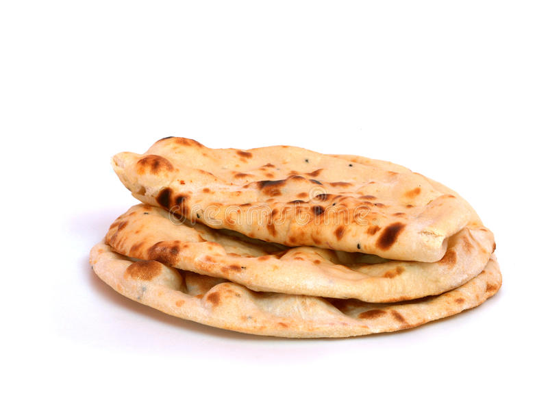 Naan photographie stock