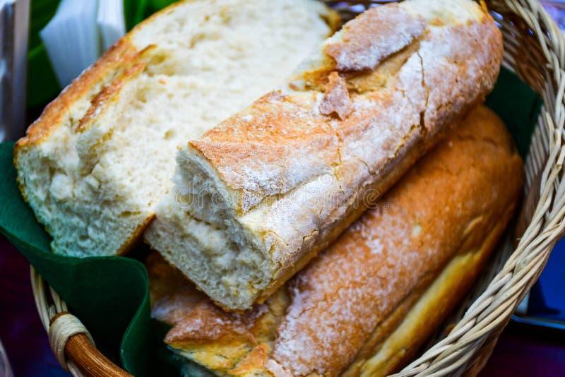 Naar huis gemaakt brood royalty-vrije stock afbeeldingen