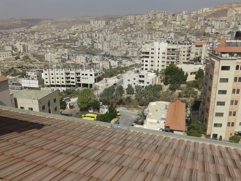 Nablus royaltyfria bilder