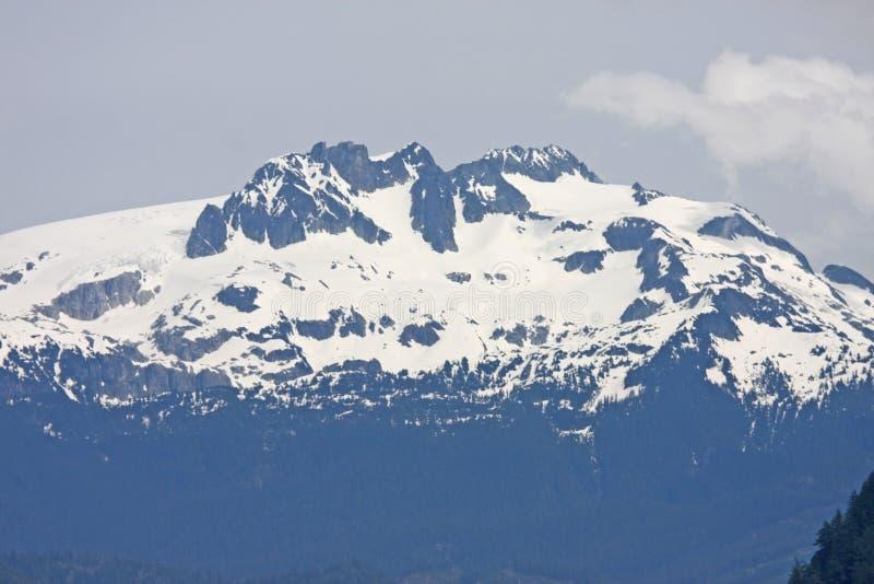 Nabrzeżne góry, kolumbiowie brytyjska zdjęcie stock