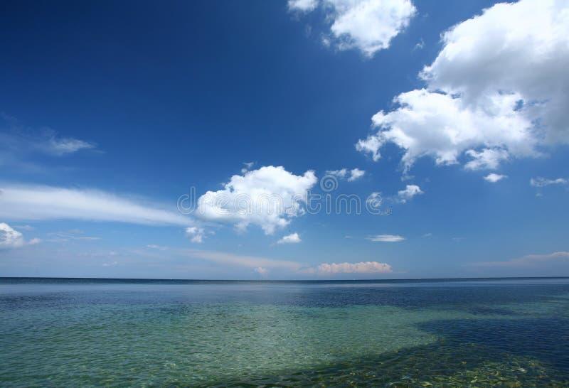 nabrzeżny krajobraz zdjęcia royalty free
