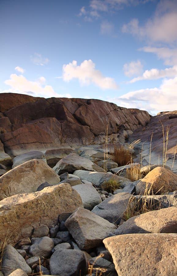 nabrzeżny view2 zdjęcie stock