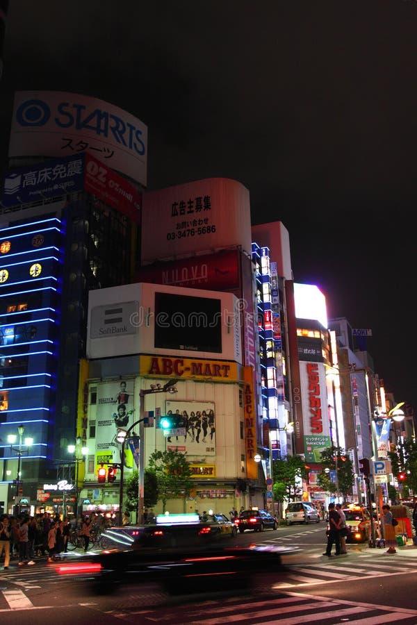 Nach Erdbeben und Tsunami in Japan stockfotos