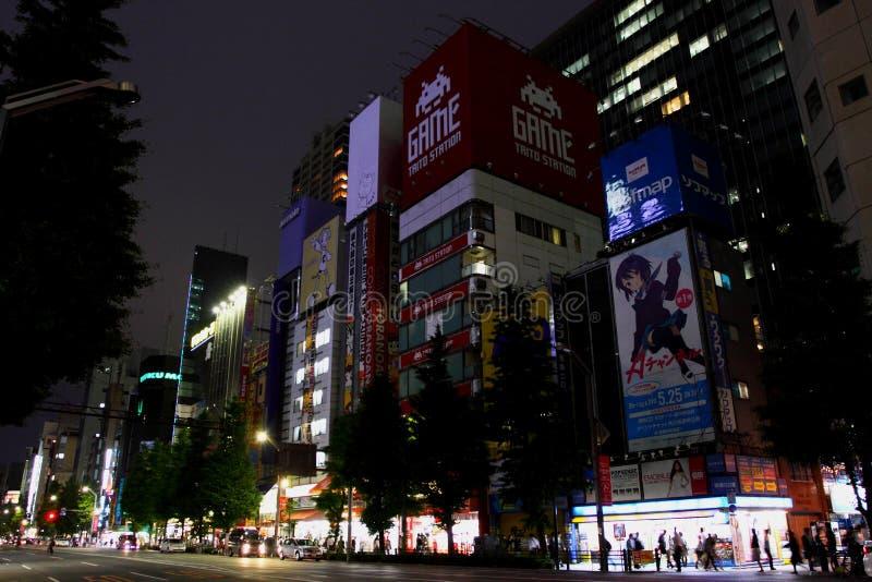 Nach Erdbeben und Tsunami in Japan stockbilder