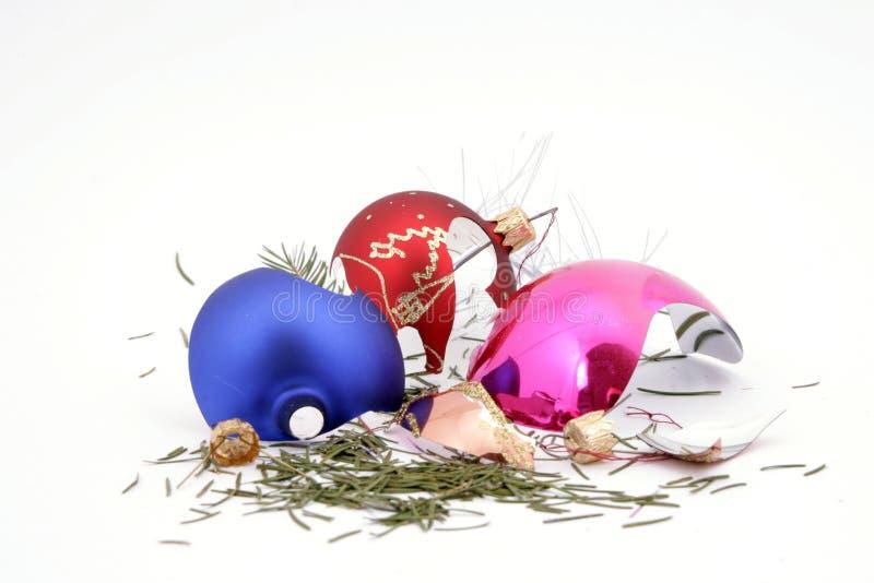 Nach Weihnachten lizenzfreie stockfotos