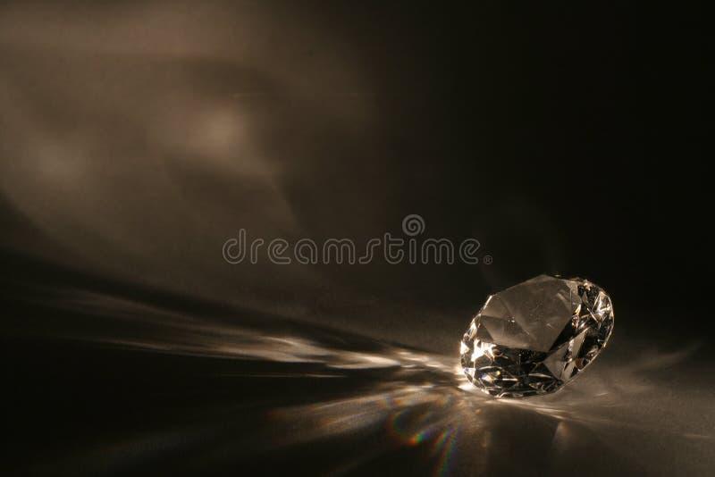 Nachahmung des Diamanten lizenzfreies stockbild