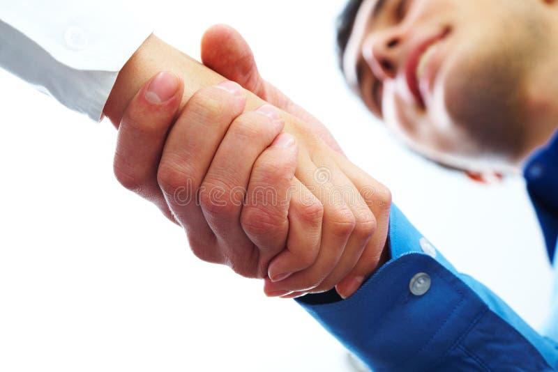 Nachdem Vertrag unterzeichnet worden ist stockbilder