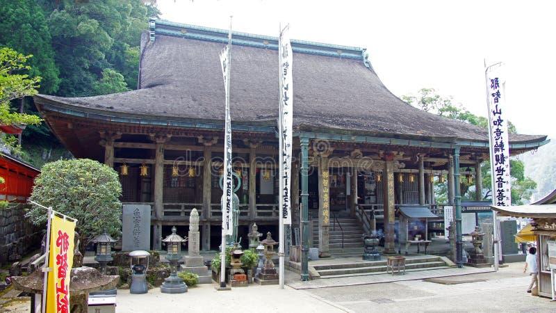 Nachi tombe temple de Seiganto-JI au Japon image libre de droits