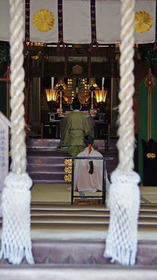 Nachi tombe tombeau au Japon photo libre de droits
