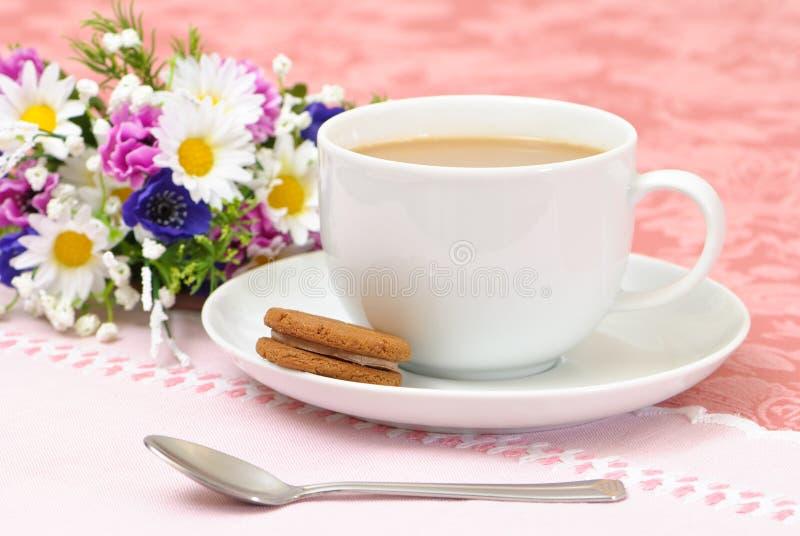 Nachmittags-Tee lizenzfreie stockbilder