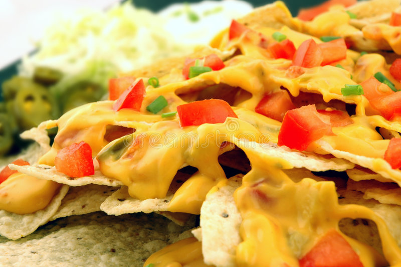 Nachos photos stock