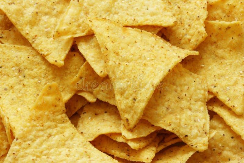 nachos royaltyfria bilder