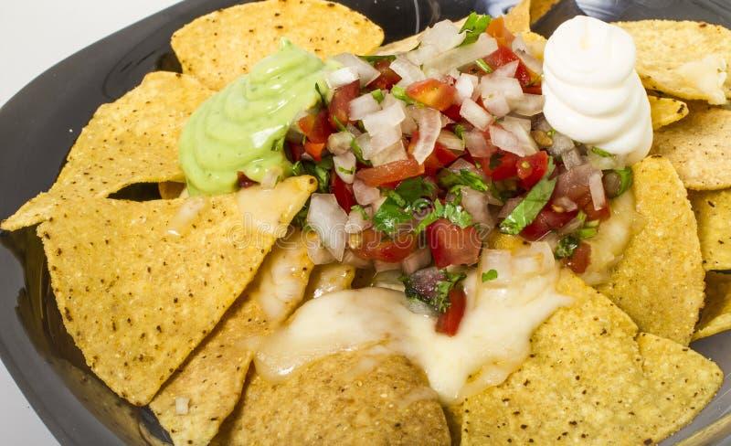 nachos στοκ εικόνες με δικαίωμα ελεύθερης χρήσης