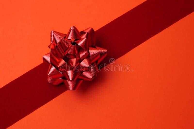 Nachrichten - Geschenk-Verpackung stockbild