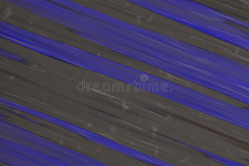Nachrichten Unternehmens-3d des wirtschaftlichen Hintergrundes des blauen Steins übertragen lizenzfreie stockbilder