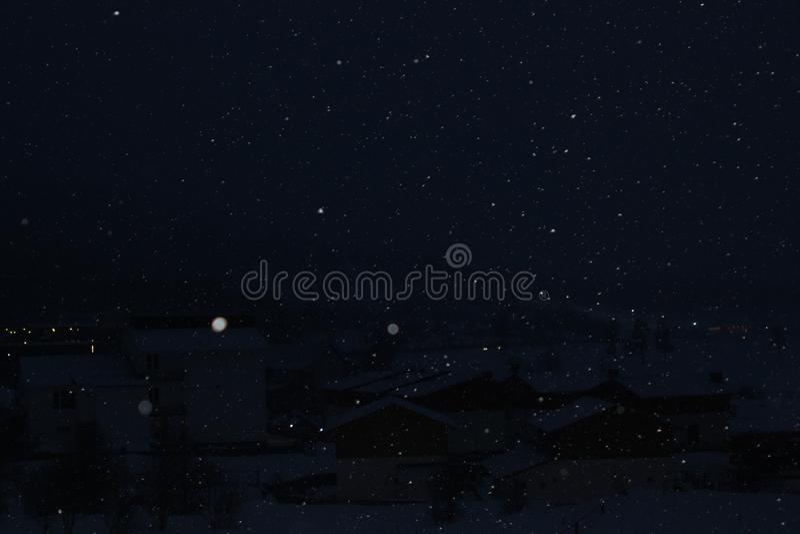 nacht stockfotos