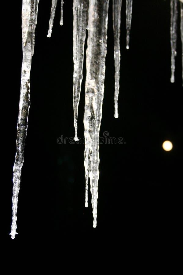 Nacht -nacht-cicles royalty-vrije stock afbeeldingen