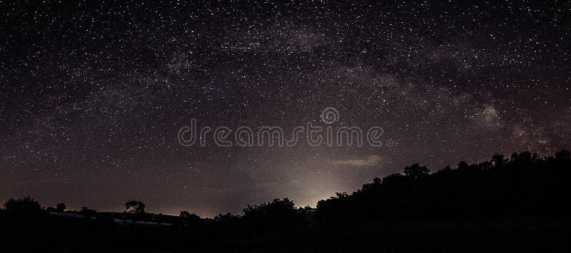 Nacht Photography stock afbeelding