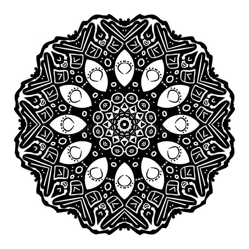 Nachtanstarrenglyph-Symbol vektor abbildung
