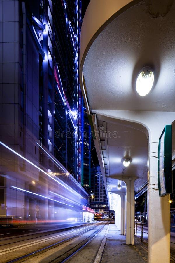 Nachtbusstation