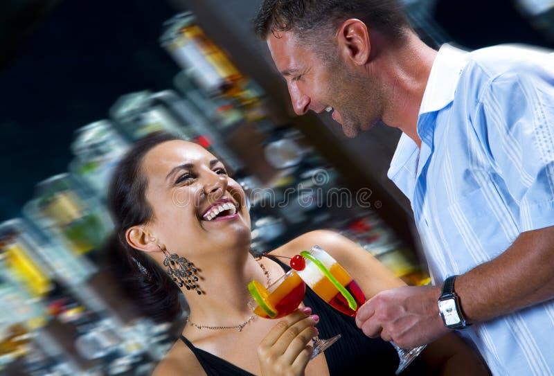Nachtklub stockbild